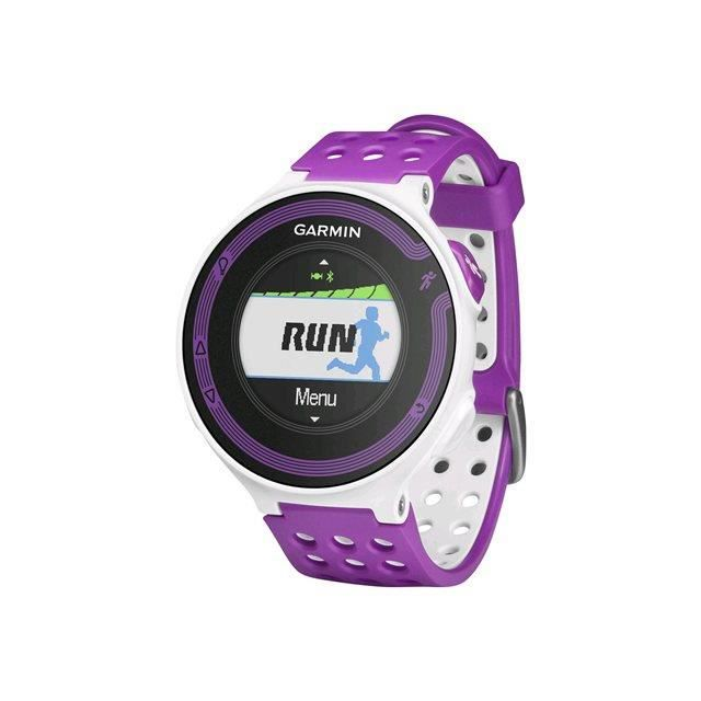 garmin forerunner 220 montre gps jogging blanc achat vente gps pedestre randonnee forerunner. Black Bedroom Furniture Sets. Home Design Ideas