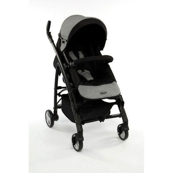 Poussette Fusio Mineral pour bébé et enfant - Graco - Promenade