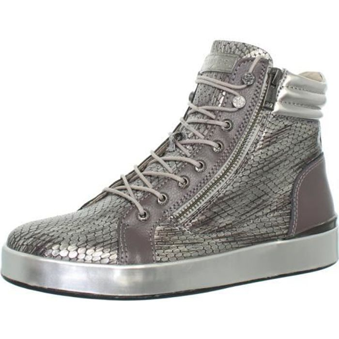 guess42317 Gris Basket Ref Grey Vente Baskets Guess Achat Nwyv8nOm0P