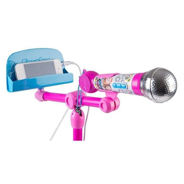 Changeur De Voix Illimit/é avec Fonction Denregistrement Amplificateur De Voix S/écuris/é pour Enfants changeur De Voix avec Microphone