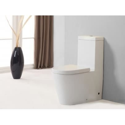 wc pos futa avec abattant silencieux achat vente wc toilette bidet wc pos futa avec. Black Bedroom Furniture Sets. Home Design Ideas