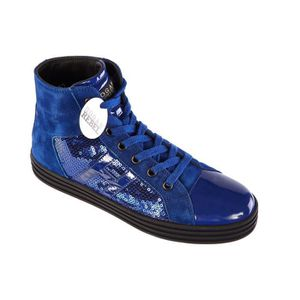 daim rebel en filles baskets sneakers Chaussures Hogan ARZan