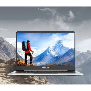 Site PC Portable  Ordinateur portable ASUS ZenBook UX410UA-GV596T - 14'' Full HD - Core i5-8250U - RAM 8Go - Stockage 1To + 256Go SSD - Windows 10 pas cher