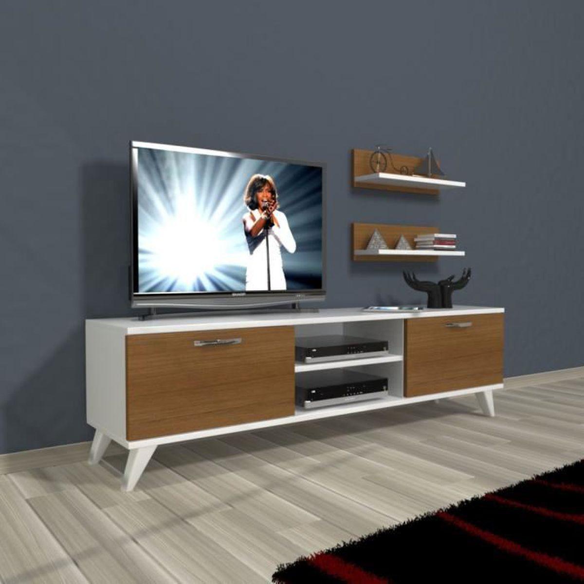 Perfect Cdiscount Meuble De Salon Tv