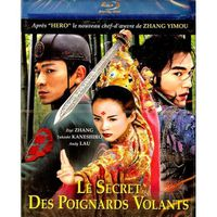 BLU-RAY FILM Blu ray Le secret des poignards volants