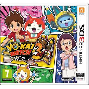 JEU 3DS Yo kai Watch 3 Jeu 3DS