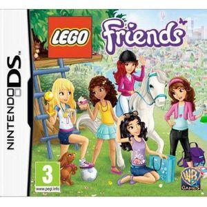 JEU DS - DSI Lego Friends Jeu DS
