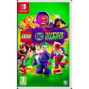 JEU NINTENDO SWITCH LEGO DC Super-Vilains Jeu Switch