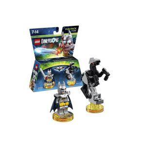 FIGURINE DE JEU Figurine LEGO Dimensions - Pack Héros - Excalibur