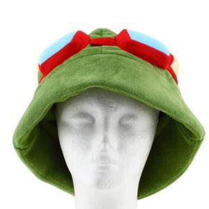 CHAPEAU - PERRUQUE LOL League of Legends Teemo Parti cosplay chapeau