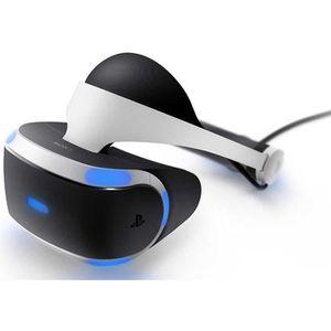CASQUE RÉALITÉ VIRTUELLE Casque de réalité virtuelle PlayStation VR