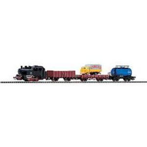 Conducteur locomotive a vapeur //// encore 15281 //// piste h0