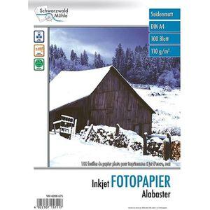 PAPIER PHOTO 100 feuilles papier photo mat A4 - 110 G