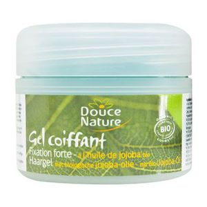 CIRE - GEL COIFFANT Douce Nature Gel coiffant fixation forte a l hu…