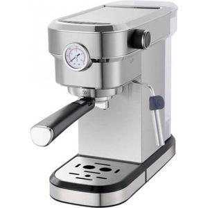 MACHINE À CAFÉ KITCHEN CHEF Expresso 20 bars 1350W Inox