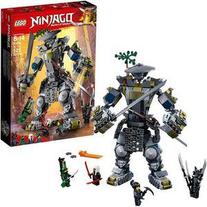 ASSEMBLAGE CONSTRUCTION LEGO Ninjago Masters Of Spinjitzu: Oni Titan 70658