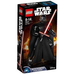 ASSEMBLAGE CONSTRUCTION LEGO® Star Wars™ 75117 Kylo Ren™