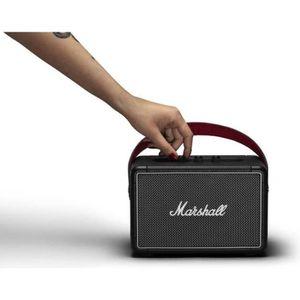 ENCEINTE NOMADE MARSHALL Enceinte Bluetooth KILBURN II Noir EU