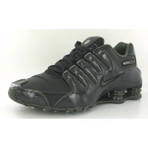 designer fashion factory outlets hot sales Chaussures Nike Shox NZ EU Noir Noir - Achat / Vente basket ...