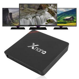BOX MULTIMEDIA X96 PRO TV Box Max 2 + 16G Télécommande WiFi Quad