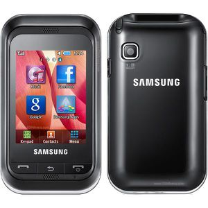 Téléphone portable Samsung C3300k - Débloqué