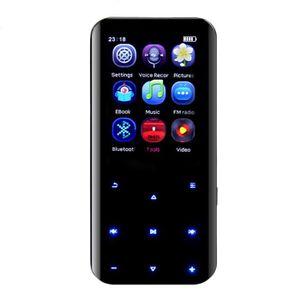 MP3 ENFANT AVANC Lecteur MP3 bluetooth écran Touche Tactile F