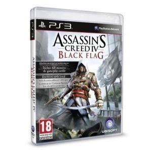 JEU PS3 Assassin's Creed 4 Black Flag PS3 Edition Spéciale