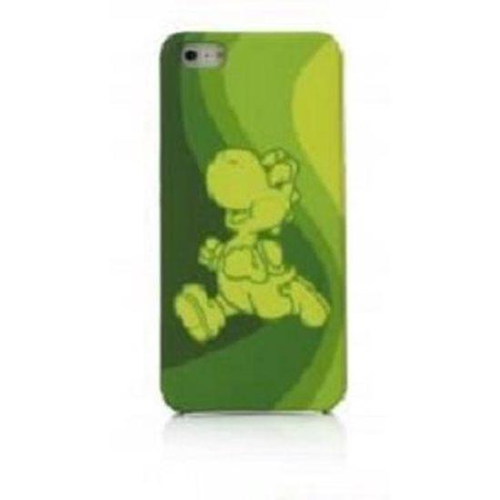 Coque iPhone 5 5s SuperMario Yoshi Psyche