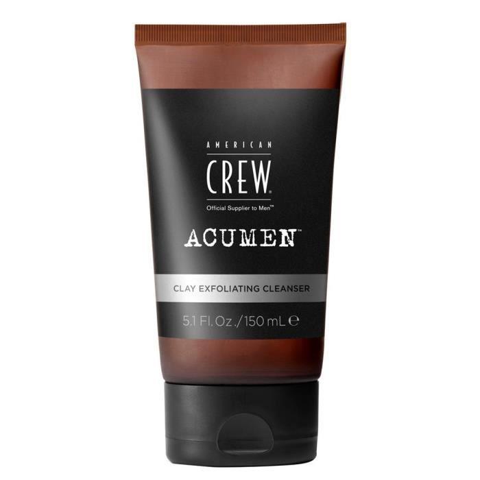 Coffret Produits Capillaires - AMERICAN CREW - American Crew - Argile Exfoliante Nettoyante 150 ml