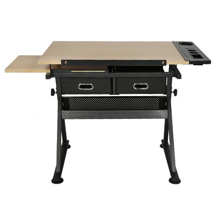TABLE A DESSIN INCLINABLE - STYLE MODERNE ET PRATIQUE - BUREAU A DESSIN/ECRIRE