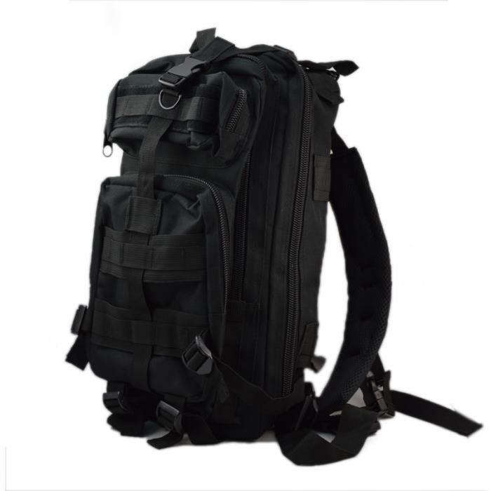 Sac à dos armée militaire randonnée tactique alpinisme étanche 30L