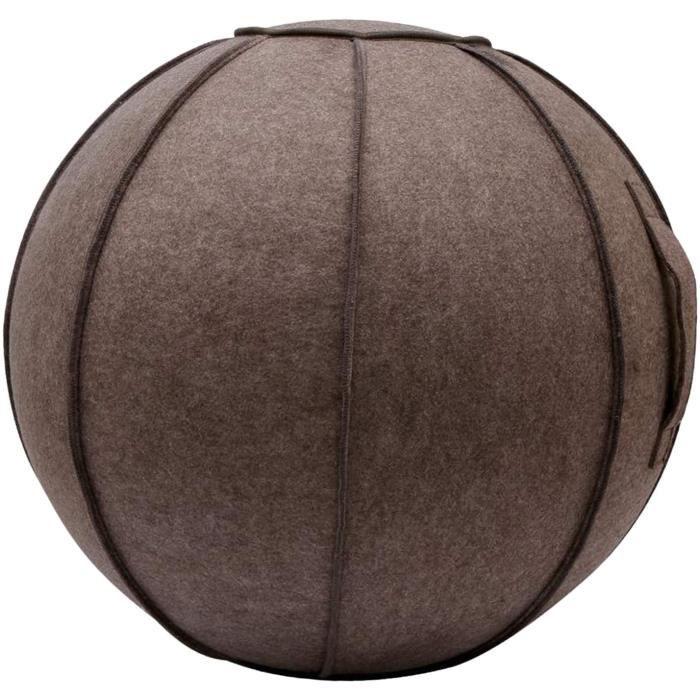 65cm Boule de Yoga Couverture Ballons d'exercice Protecteur Assis Ball Chair Wrap Protection Housse Transporteur-Anti-Slip Dura 215