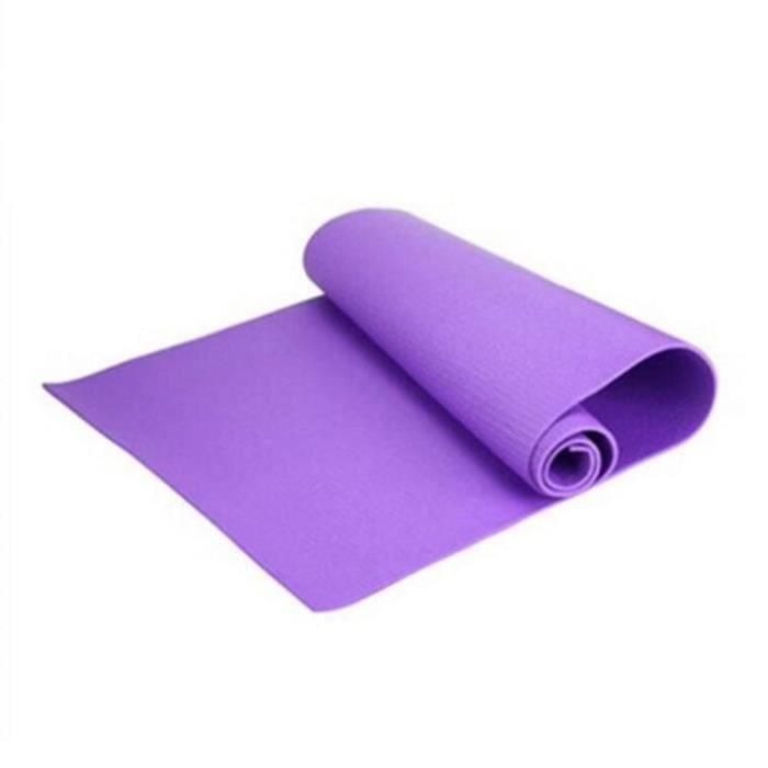 Tapis de Yoga EVA 1730*610*6mm tapis antidérapant tapis d'exercice de sport de gymnastique Pilates pour dé*CC5088