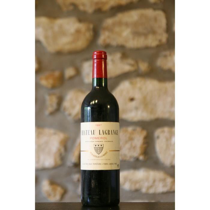 St Julien,rouge,Château Lagrange 1997 Simple