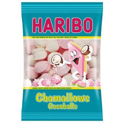 Haribo Chamallows Cocoballs [Sachet de 175g]