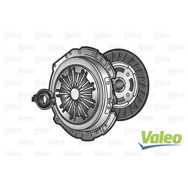 Valeo Kit d'embrayage 828698