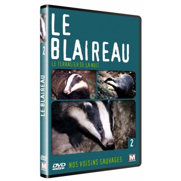 DVD Le blaireau