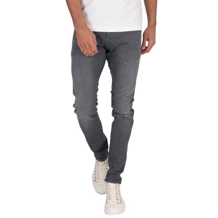 G-Star Pour des hommes Jeans maigres, Bleu