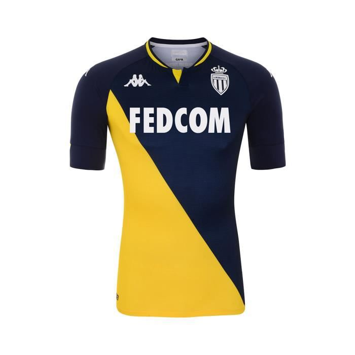 Maillot extérieur authentique AS Monaco 2020/21