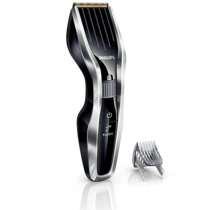PHILIPS Tondeuse cheveux HC5450/16 Series 5000 - 24 hauteurs de coupe - Dual cut - Noir