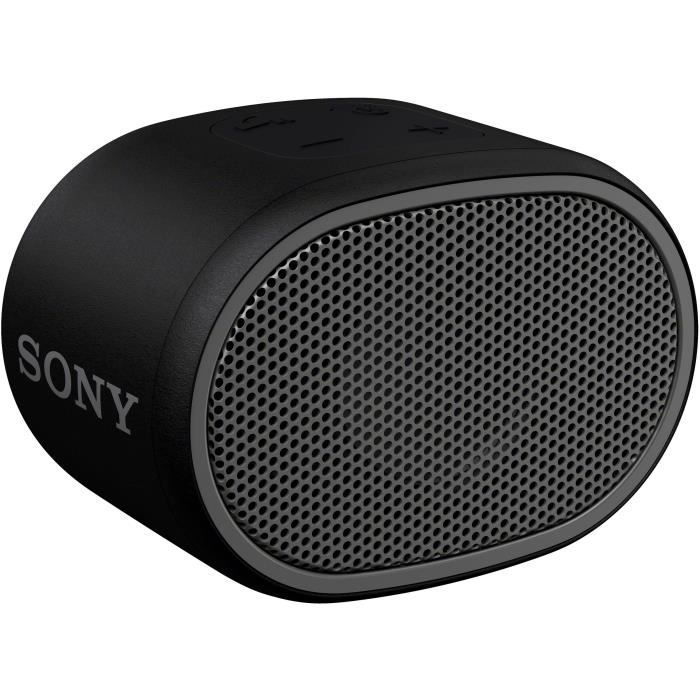 SONY Enceinte Bluetooth Extra Bass, Noir CD