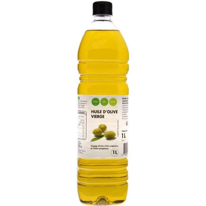 TLJ Huile d'olive vierge - 1 L