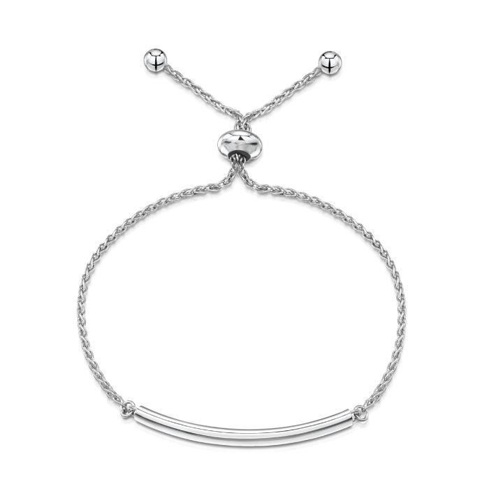 bracelet argent amberta
