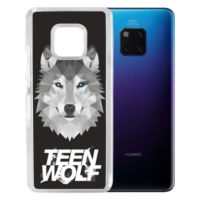 Coque Huawei Mate 20 - Teen Wolf Loup
