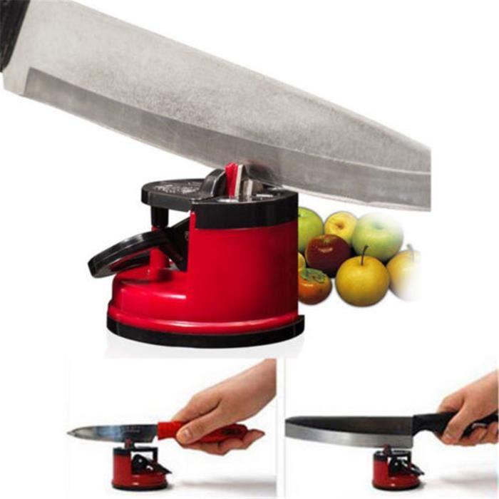 Couteau Aiguiseur Affûteur AnySharp Mini Cuisine Outil 100% Authentique -  Achat / Vente affutage Couteau Aiguiseur Affûteur - Cdiscount
