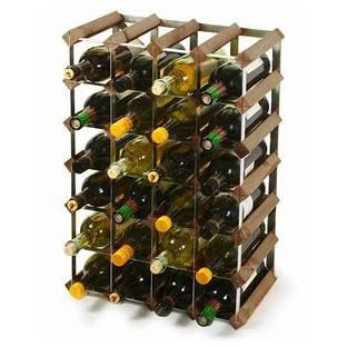 wine rack casier vin pour 30 bouteilles achat vente. Black Bedroom Furniture Sets. Home Design Ideas