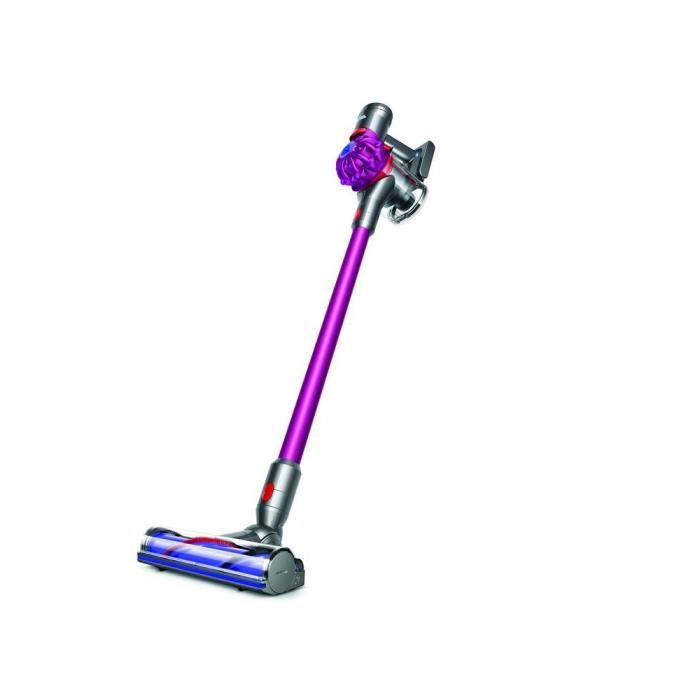 dyson aspirateur balai 21 6 volts v7 motorhead pro achat. Black Bedroom Furniture Sets. Home Design Ideas