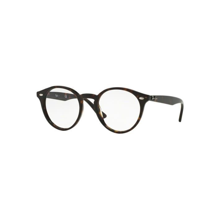 Lunettes de vue Ray-Ban Homme Highstreet RX2180V 2012 Écaille 49 x 46,8 -  Achat   Vente lunettes de vue Lunettes de vue Ray-Ban Ho. a13863ee2585