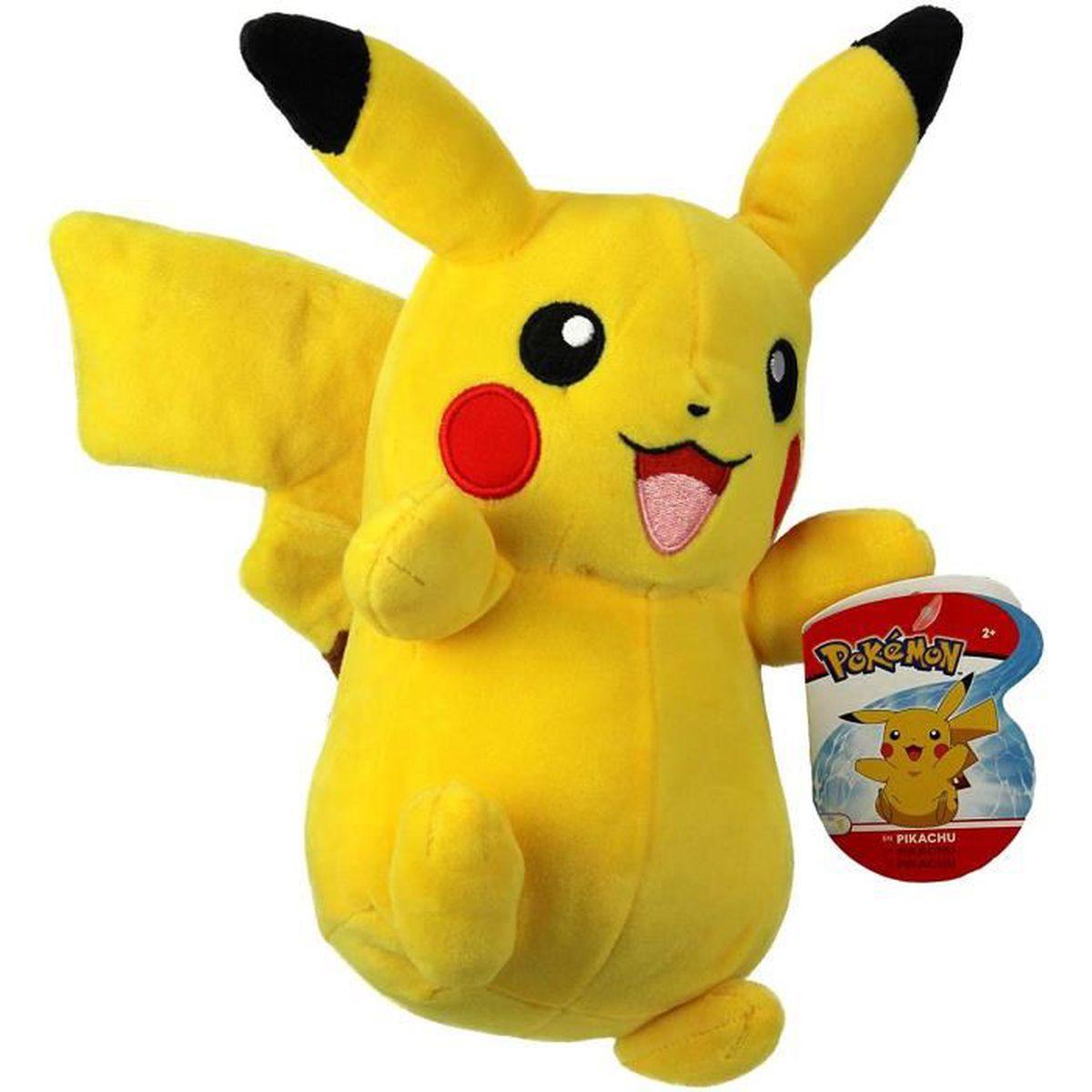 """PELUCHE Pokemon 8 """"Peluche Pikachu Peluche Souple 95217"""