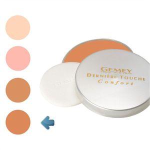 FOND DE TEINT - BASE Gemey Maybelline Poudre Compacte Dernière Touche